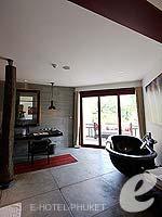 プーケット 10,000~20,000円のホテル : インディゴ パール プーケット(Indigo Pearl Phuket)のプレミアム パールベッド スイートルームの設備 Bathroom