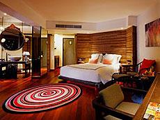 プーケット ヴィラコテージのホテル : ザ スレート(1)のお部屋「D バンク スイート」