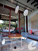 プーケット 会議室ありのホテル : ザ スレート(The Slate)のプール パヴィリオンルームの設備 Terrace