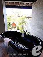 プーケット 会議室ありのホテル : ザ スレート(The Slate)のプール パヴィリオンルームの設備 Bathroom
