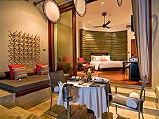 プーケット ヴィラコテージのホテル : ザ スレート(1)のお部屋「プール パヴィリオン」