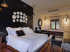 プーケット ヴィラコテージのホテル : ザ スレート(1)のお部屋「パール シェルズ」