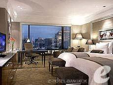 バンコク カップル&ハネムーンのホテル : インター コンチネンタル バンコク(Inter Continental Bangkok)のお部屋「グランド デラックス」
