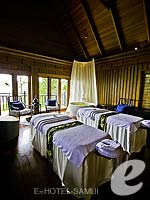 Spa / Inter Continental Samui Baan Taling Ngam Resort, มองเห็นวิวทะเล