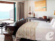 サムイ島 オーシャンビューのホテル : インターコンチネンタル サムイ バーン タリン ガム リゾート(1)のお部屋「プレミア オーシャン ビュールーム」
