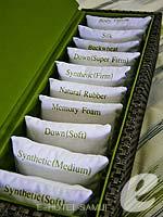 サムイ島 オーシャンビューのホテル : インターコンチネンタル サムイ バーン タリン ガム リゾート(Inter Continental Samui Baan Taling Ngam Resort)のビーチフロント プールヴィラルームの設備 Pillow Selection