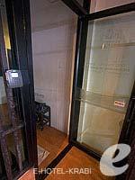 クラビ ファミリー&グループのホテル : アイボリー ピピ アイランド 「Auto Lock Door」