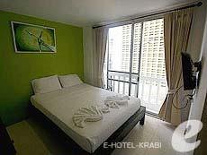 クラビ ピピ島のホテル : アイボリー ピピ アイランド(1)のお部屋「スタンダード」