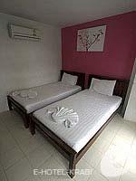 クラビ ピピ島のホテル : アイボリー ピピ アイランド(Ivory Phi Phi Island)のデラックスルームの設備 Room View