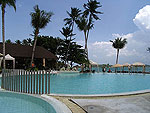Swimming Pool : Iyara Beach Hotel & Plaza, Chaweng Beach, Phuket