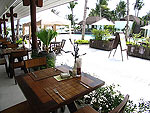 Poolside Restaurant : Iyara Beach Hotel & Plaza, USD 50-100, Phuket