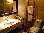 サムイ島 インターネット接続(無料)のホテル : アイヤラ ビーチ ホテル & プラザ(Iyara Beach Hotel & Plaza)のスーペリア ルームルームの設備  Bathroom
