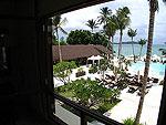 サムイ島 インターネット接続(無料)のホテル : アイヤラ ビーチ ホテル & プラザ(Iyara Beach Hotel & Plaza)のスーペリア ルームルームの設備 View