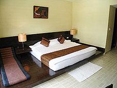 サムイ島 インターネット接続(無料)のホテル : アイヤラ ビーチ ホテル & プラザ(1)のお部屋「スーペリア ルーム」