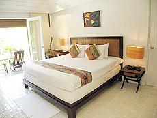 サムイ島 インターネット接続(無料)のホテル : アイヤラ ビーチ ホテル & プラザ(1)のお部屋「カバナ」