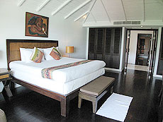 サムイ島 インターネット接続(無料)のホテル : アイヤラ ビーチ ホテル & プラザ(1)のお部屋「スイート」