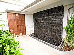 プーケット ファミリー&グループのホテル : ジャー ヴィラ(Jah Villa)の3ベッドルームルームの設備 Entrance