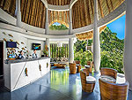 Reception : Jamahkiri Resort & Spa, Family & Group, Phuket