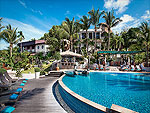 Swiming Pool : Jamahkiri Resort & Spa, Koh Tao, Phuket