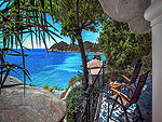 Sea view : Jamahkiri Resort & Spa, Koh Tao, Phuket