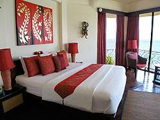サムイ島 10,000~20,000円のホテル : ジャマキリ スパ & リゾート (1)のお部屋「デラックス パビリオン」