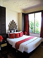 サムイ島 10,000~20,000円のホテル : ジャマキリ スパ & リゾート (Jamahkiri Resort & Spa)のデラックス スイート パビリオンルームの設備 Bedroom