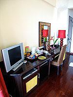 サムイ島 10,000~20,000円のホテル : ジャマキリ スパ & リゾート (Jamahkiri Resort & Spa)のデラックス スイート パビリオンルームの設備 AV Facilities