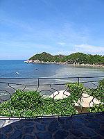 サムイ島 10,000~20,000円のホテル : ジャマキリ スパ & リゾート (Jamahkiri Resort & Spa)のデラックス スイート パビリオンルームの設備 View from Balcony