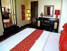 サムイ島 10,000~20,000円のホテル : ジャマキリ スパ & リゾート (1)のお部屋「デラックス スイート パビリオン」
