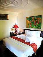 サムイ島 10,000~20,000円のホテル : ジャマキリ スパ & リゾート (Jamahkiri Resort & Spa)のファミリー スイート パビリオンルームの設備 Sub Bedroom