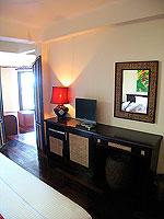 サムイ島 10,000~20,000円のホテル : ジャマキリ スパ & リゾート (Jamahkiri Resort & Spa)のファミリー スイート パビリオン(3ベッドルーム)ルームの設備  Sub Bedroom