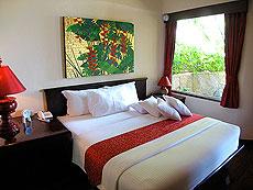 サムイ島 10,000~20,000円のホテル : ジャマキリ スパ & リゾート (1)のお部屋「ファミリー スイート パビリオン(3ベッドルーム)」