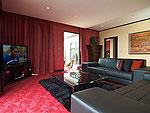 サムイ島 10,000~20,000円のホテル : ジャマキリ スパ & リゾート (Jamahkiri Resort & Spa)のロイヤル スイート(2ベッドルーム)ルームの設備 Room View