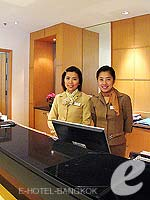 ReceptionJasmine City Hotel
