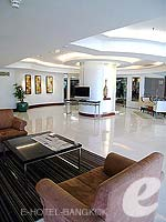 Lobby : Jasmine City Hotel, Serviced Apartment, Phuket