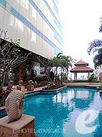 Swimming Pool : Jasmine City Hotel, Long Stay, Phuket