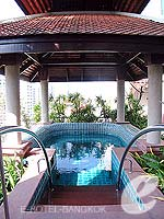Swimming Pool : Jasmine City Hotel, Sukhumvit, Phuket