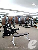 Fitness Gym : Jasmine City Hotel, Serviced Apartment, Phuket