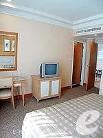 バンコク スクンビットのホテル : ジャスミン シティ ホテル(Jasmine City Hotel)のエグゼクティブ ジャグジー スイートルームの設備 Room View