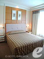 バンコク サービスアパートのホテル : ジャスミン シティ ホテル(Jasmine City Hotel)のエグゼクティブ ジャグジー スイートルームの設備 Room View