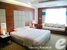 バンコク サービスアパートのホテル : ジャスミン シティ ホテル(Jasmine City Hotel)のお部屋「エグゼクティブ ジャグジー スイート」