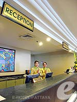 Reception : Jomtien Palm Beach, under USD 50, Phuket