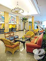 Lobby / Jomtien Palm Beach, ฟิตเนส