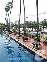 Swimming Pool / Jomtien Palm Beach, ฟิตเนส