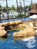 Jaccuzi Area : Jomtien Palm Beach, under USD 50, Phuket