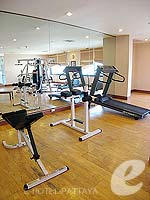 Fitness Gym / Jomtien Palm Beach, ฟิตเนส