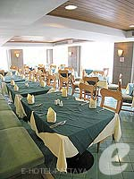 Restaurant / Jomtien Palm Beach, ฟิตเนส