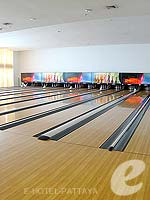 Bowling / Jomtien Palm Beach, ฟิตเนส