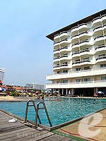 Swimming Pool : Jomtien Thani, Family & Group, Phuket