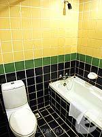 パタヤ ジョムティエンビーチのホテル : ジョムティエン タニ(Jomtien Thani)のスーペリア ルームルームの設備 Bathroom